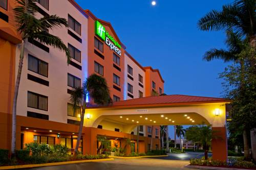 Holiday Inn Express and Suites Fort Lauderdale Airport West Cover Picture