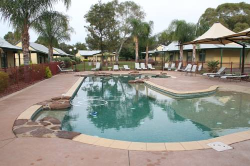 Murray River Resort Cover Picture