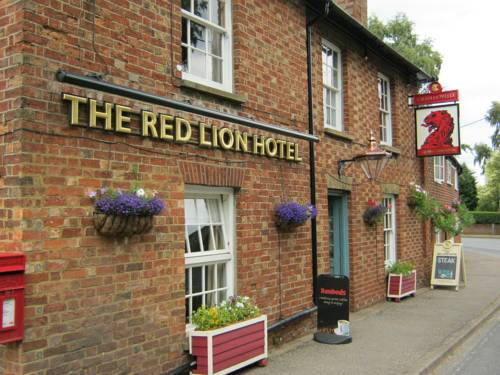 Red Lion Hotel Cover Picture