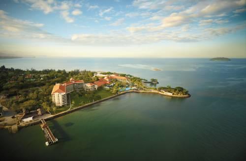 Shangri-La's Tanjung Aru Resort & Spa Cover Picture