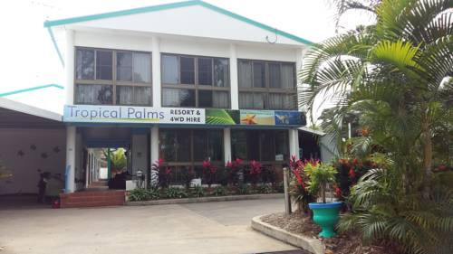 Tropical Palms Inn Resort Cover Picture