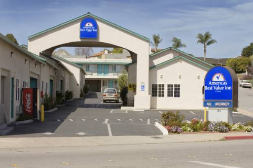 Americas Best Value Inn Watsonville Cover Picture