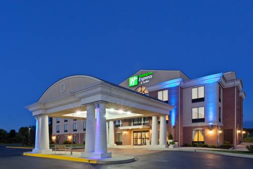 Holiday Inn Express Hotel and Suites Harrington - Dover Area Cover Picture