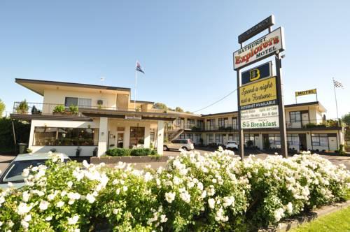 Bathurst Explorers Motel Cover Picture