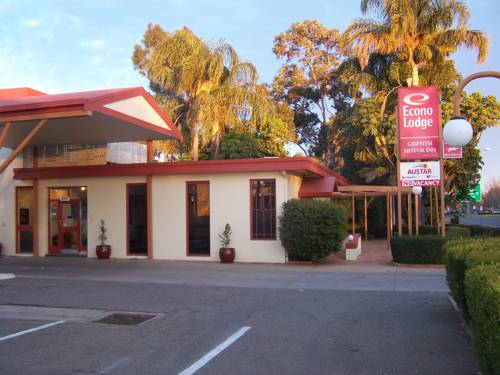 Econo Lodge Griffith Motor Inn Cover Picture