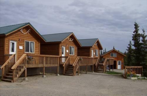 Alaskan Spruce Cabins Cover Picture
