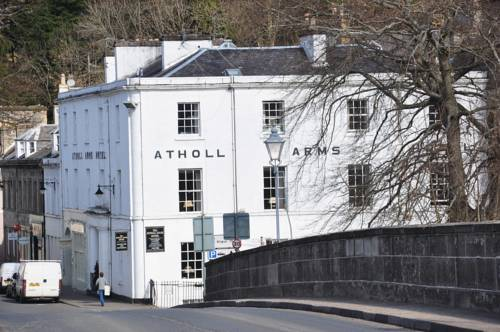 Atholl Arms Hotel Cover Picture