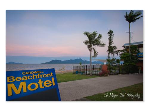 Cardwell Beachfront Motel Cover Picture