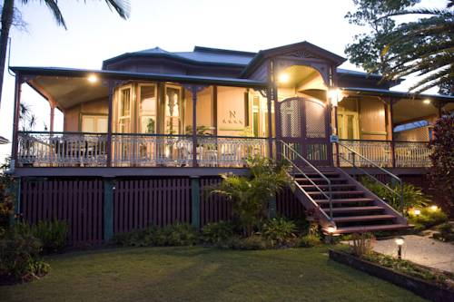 Naracoopa Bed & Breakfast & Pavilion Cover Picture