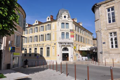 Hôtel de France Cover Picture