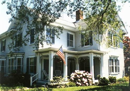 Isaiah Jones Homestead Bed and Breakfast Cover Picture