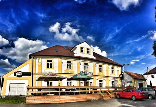 Hotel Pod Kokšínem Cover Picture