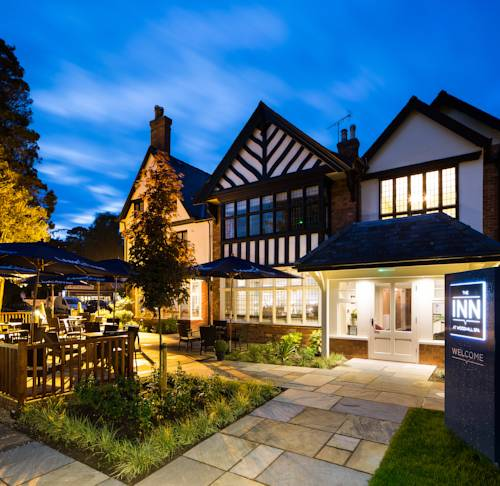 The Inn at Woodhall Spa Cover Picture