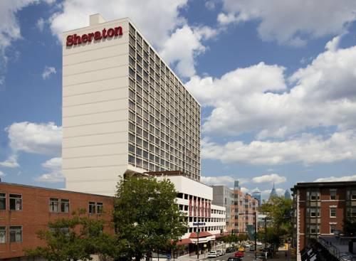 Sheraton Philadelphia University City Hotel Cover Picture