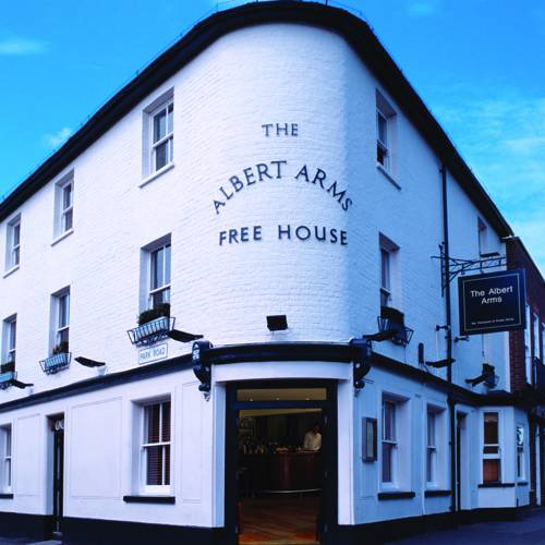 The Albert Mews Cover Picture