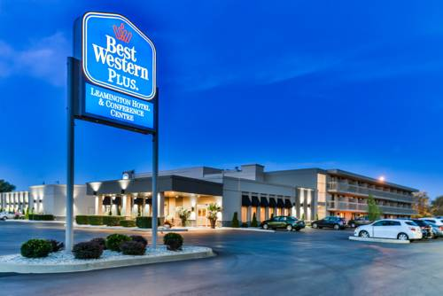 Best Western Plus Leamington Hotel & Conference Centre Cover Picture