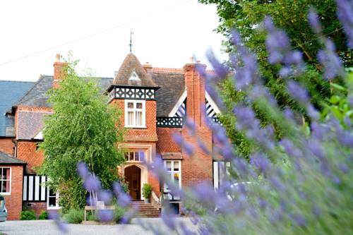 The Priory Hotel Cover Picture