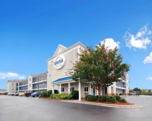Suburban Extended Stay Hotel Fayetteville Cover Picture