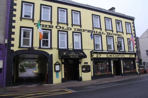 The Old Imperial Hotel Youghal Cover Picture