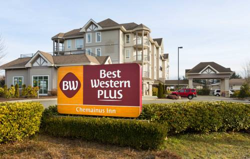 Best Western PLUS Chemainus Inn Cover Picture