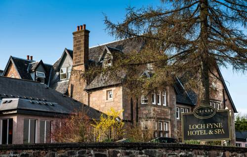 Loch Fyne Hotel & Spa Cover Picture