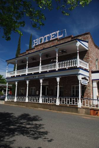 Jamestown Hotel Cover Picture
