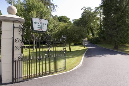 Millbrook Lodge Hotel Cover Picture