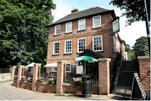 The Mitre Inn Cover Picture