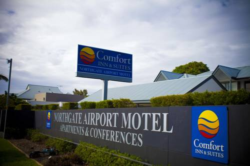 Comfort Inn & Suites Northgate Airport Motel Cover Picture