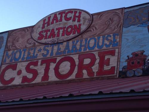 Hatch Station Bryce Canyon Cover Picture