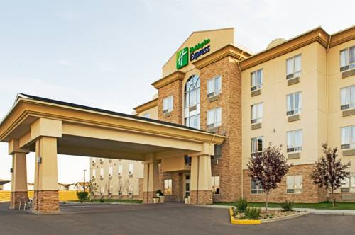 Holiday Inn Express Grande Prairie Cover Picture