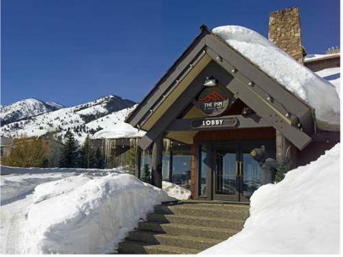 Inn at Jackson Hole Cover Picture