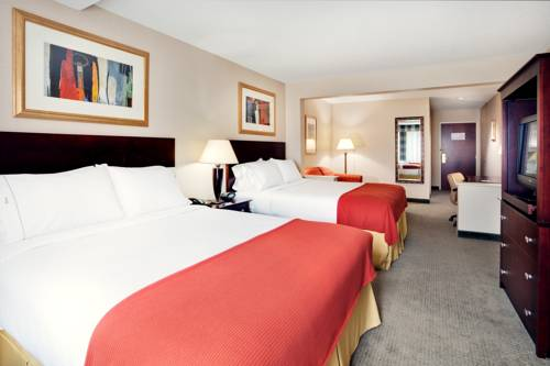 Holiday Inn Express & Suites Bradley Airport Cover Picture