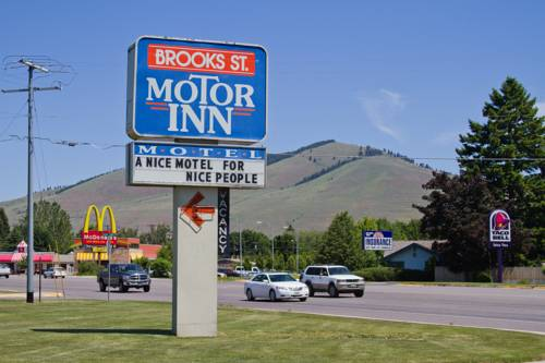 Brooks St. Motor Inn Cover Picture