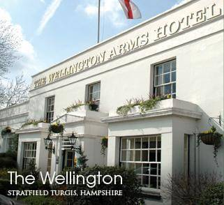 The Wellington Arms Hotel Cover Picture
