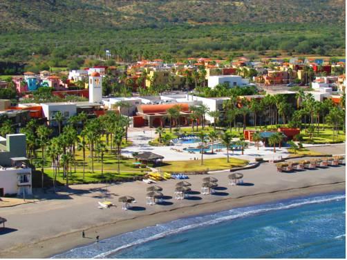 Loreto Bay Golf Resort & Spa at Baja Cover Picture