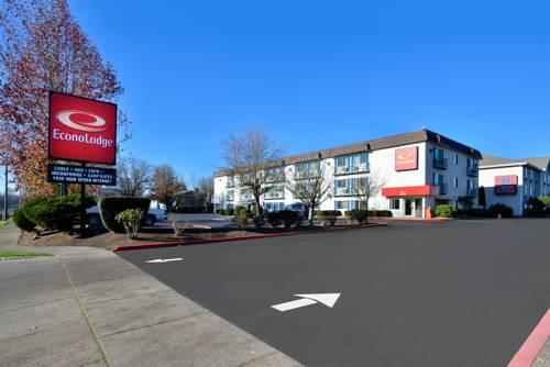 Econo Lodge Inn & Suites Corvallis Cover Picture