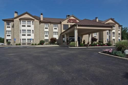 Hampton Inn & Suites Chillicothe Cover Picture