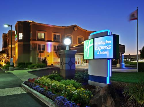 Holiday Inn Express Hotel & Suites San Jose-Morgan Hill Cover Picture
