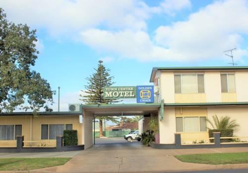 Town Centre Motel Cover Picture