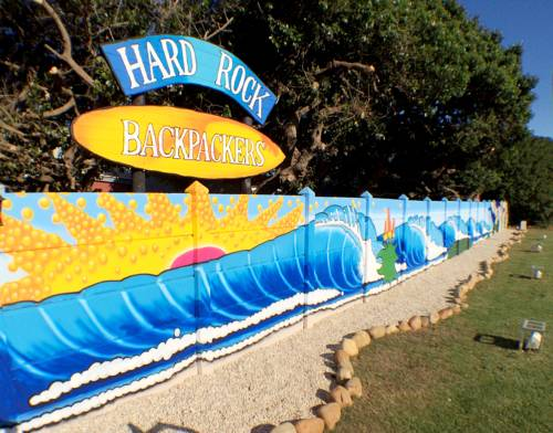 Hard Rock Backpackers Cover Picture