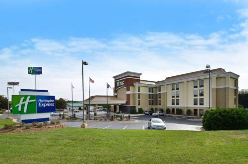Holiday Inn Express Burlington Cover Picture