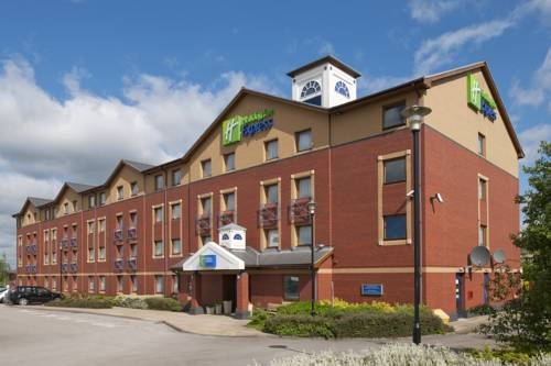 Holiday Inn Express Stoke-On-Trent Cover Picture
