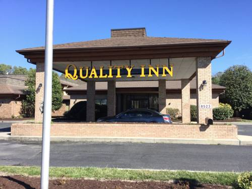 Quality Inn Easton Cover Picture