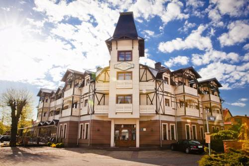Hotel&Spa Stary Dziwnów Cover Picture