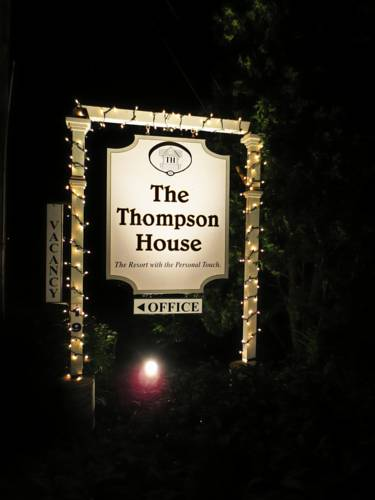 The Thompson House Cover Picture
