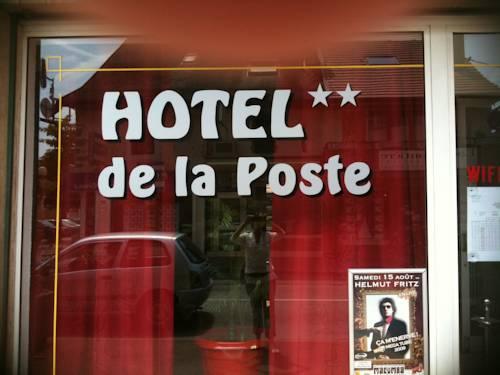 Hôtel de La Poste Cover Picture