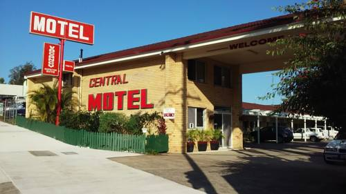 Nambour Central Motel Cover Picture