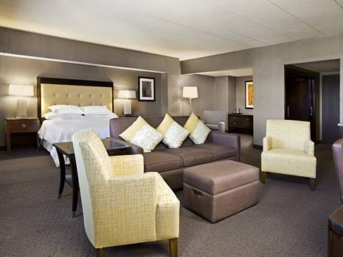 Sheraton Needham Hotel Cover Picture