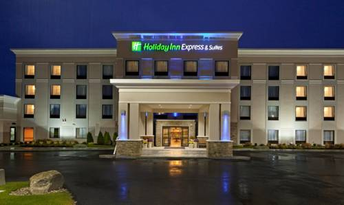 Holiday Inn Express & Suites Malone Cover Picture